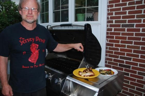 This 'Jersey Devil' is cooking up some no-antibiotics Empire Kosher chicken legs