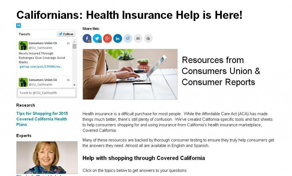 Health Insurance Help is Here!