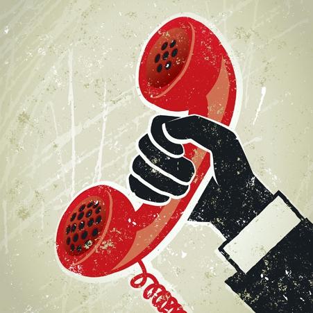red-phone-robocalls
