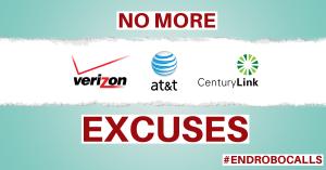 Robocalls No more excuses