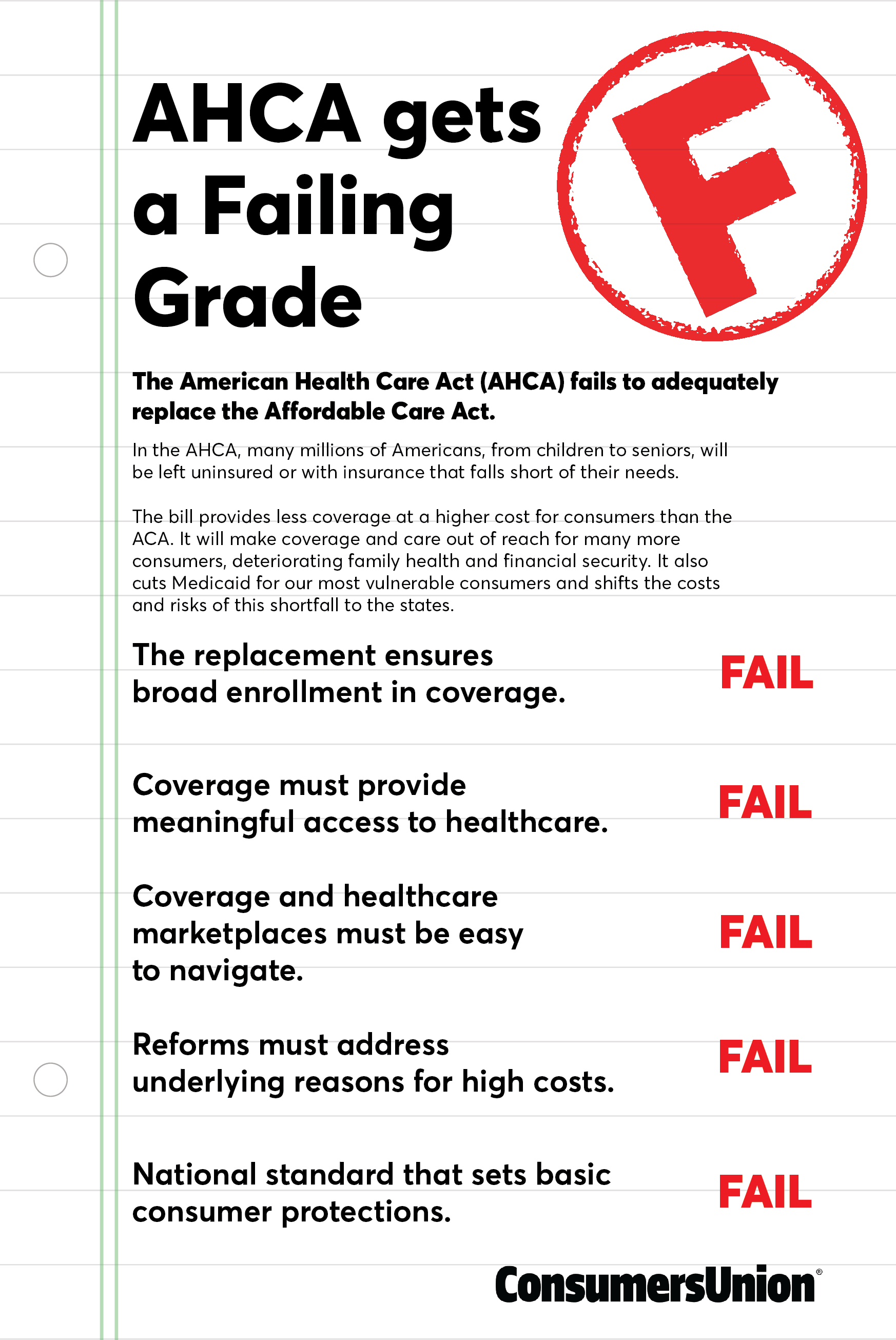 when unemployment looms what to do before and after losing your the latest group to oppose the gop plan to replace the affordable care act aca known as obamacare is consumers union the consumer advocacy group gave the